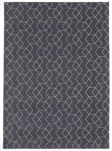 Dywan Carpet Decor Cube Anthracite